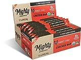 Mighty Organic, 100% Free Range Organic Chicken Bar, Sweet Chili, 12-pack