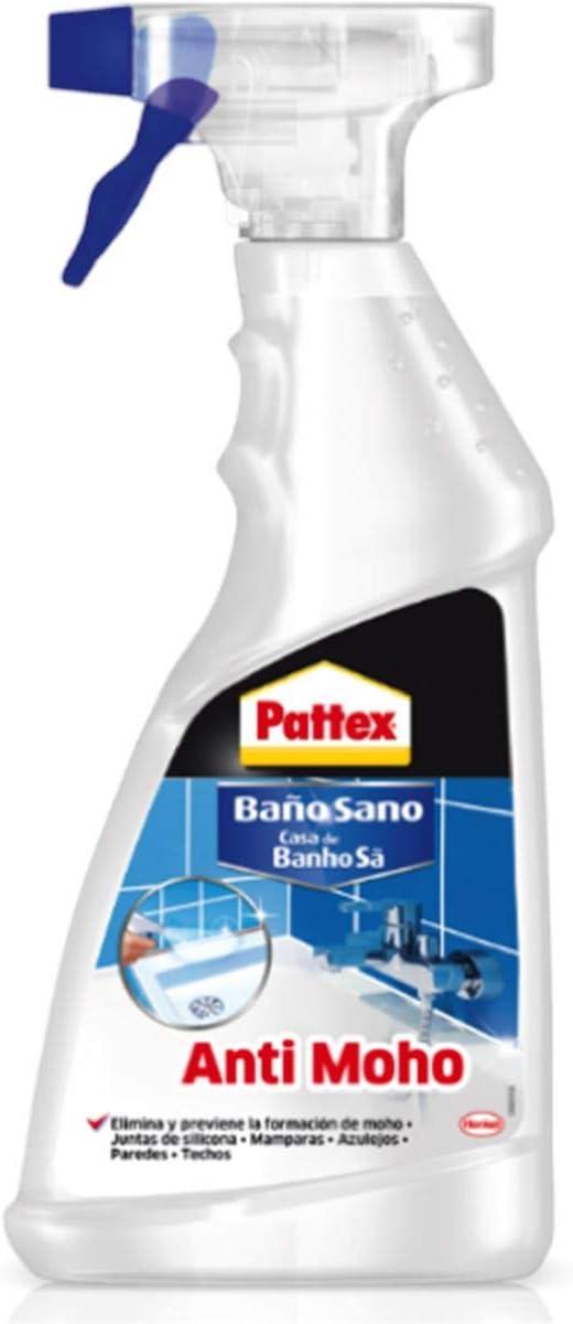 Limpia anti-moho pantex baño sano 3 (spray) 500ml.: Amazon.es ...