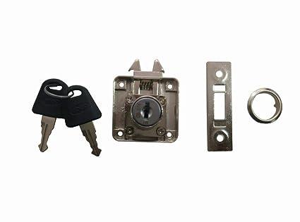 Ebco nd Stainless Steel Sliding Door Lock: Amazon.in: Home ... Sliding Door Wardrobe Lock on