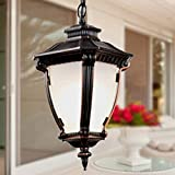 FACAI168 European modern waterproof/outdoor chandelier chandelier/balcony/garden lighting garden Villa/Engineering Hall chandelie