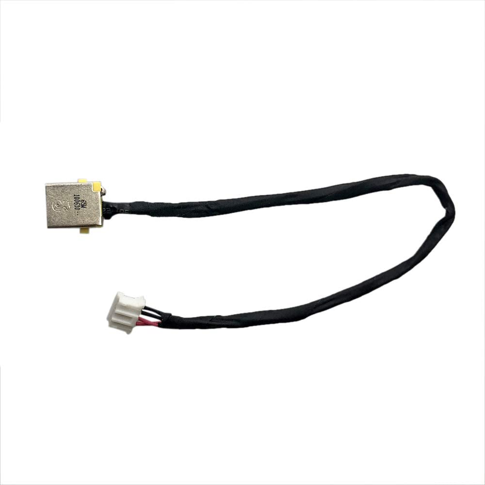 GinTai DC Power Jack with Cable Socket Plug Charging Port Replacement for Acer Aspire 5 A515-51 A515-51G A517-51 A517-51G DC301010N00