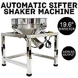 "19.6"" 110V Automatic Vibrating Sifter Shaker"
