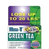 Mega-T Green Tea with Acai and Hoodia Caps -- 30 ct. by Mega-T