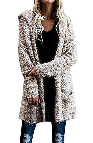 Layered Cardigan Sweater - 3