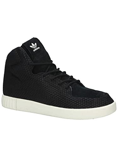 new product b8638 52145 adidas Originals Mens Tubular Invader 2.0 Cblack and Owhite Leather  Sneakers - 9 UKIndia (43 13 EU) Buy Online at Low Prices in India -  Amazon.in