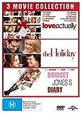 Love Actually / The Holiday / Bridget Jones's Diary   3 Discs   NON-USA Format   PAL   Region 4 Import - Australia