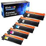 brother 3070 - E-Z Ink (TM) Compatible Toner Cartridge Replacement For Brother TN210 5 Pack (2 Black, 1 Cyan, 1 Magenta, 1 Yellow)