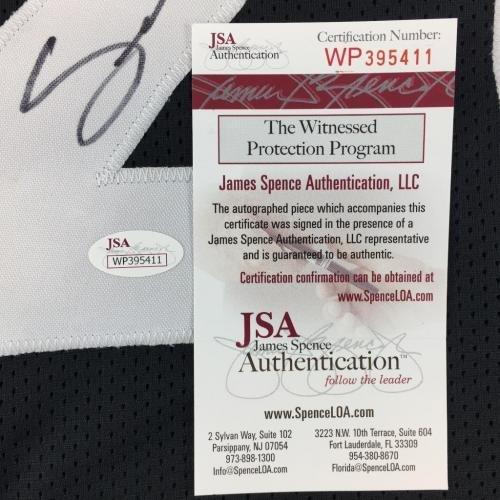 e2eb7ab180f Amazon.com: Sean Davis Autographed Jersey - Hm Jsa Coa - Autographed NFL  Jerseys: Sports Collectibles