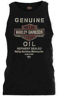 839a3face0ae5c Harley-Davidson Men s Classic Bar   Shield Logo Sleeveless Muscle ...