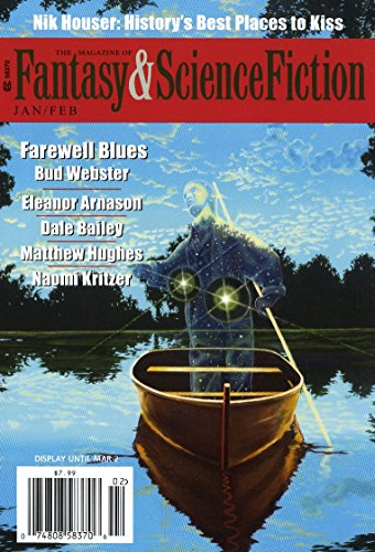 The Magazine of Fantasy & Science Fiction January/February 2015 (The Magazine of Fantasy & Science Fiction Book 128)