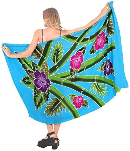 resort Turchese di bagno usura di donne sarong bagno m785 LEELA piscina costumi costume beachwear da da bagno costume portafoglio coprire pareo usura gonna da LA a UFqxS6wOF