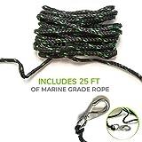Gradient Fitness Marine Anchor, 3.5 lb Folding