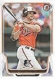 2014 Bowman #140 Chris Davis - Baltimore Orioles (Baseball Cards)