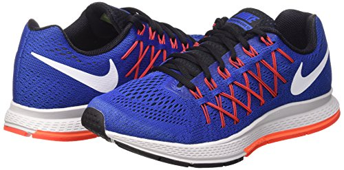 Bleu Pour game Chaussure brght Zoom Homme White Course Air De Crimson 32 Nike Pegasus Royal wwzBp4q