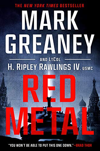 Red Metal (Best Foreign Novels 2019)