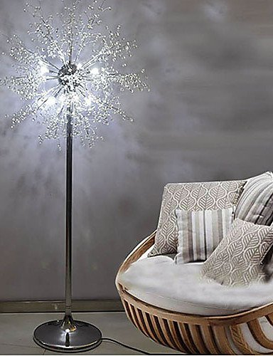 Lina floor lamps imitate crystal led moderncomtemporary metal lina floor lamps imitate crystal led moderncomtemporary metalgdns dandelion mozeypictures Images