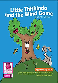 Little Thithinda and The Wind Game by [Gatimi, Faith]