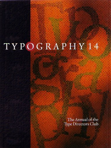 Typography 14: The Annual of the Type Director's Club