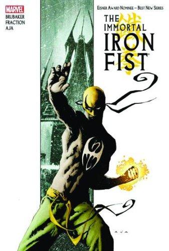 Immortal Iron Fist Fraction Brubaker Aja Omnibus HC (Iron Fist Omnibus)