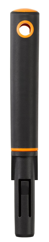 Fiskars QuikFit Shaft L, Length: 156 cm, Aluminium, Black/Orange, 1000661 Fiskars (outdoor) UK Ltd 136001 Draper Garden Shaft Faithfull Garden Shaft