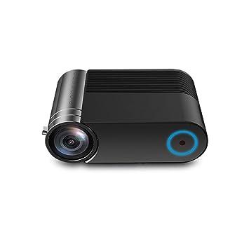 LYXLQ Led proyector, proyector 1080P HD portátil, 1280 * 720 ...