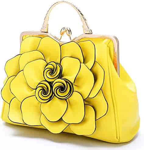 bc927fbd15 Shopping Yellows or Ivory - 2 Stars & Up - Clutches & Evening Bags ...