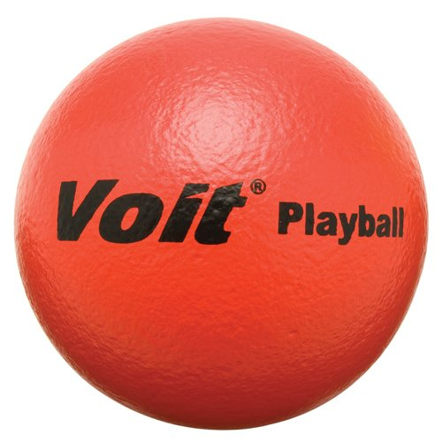 Voit Coated Playball 6 1/2'' Red