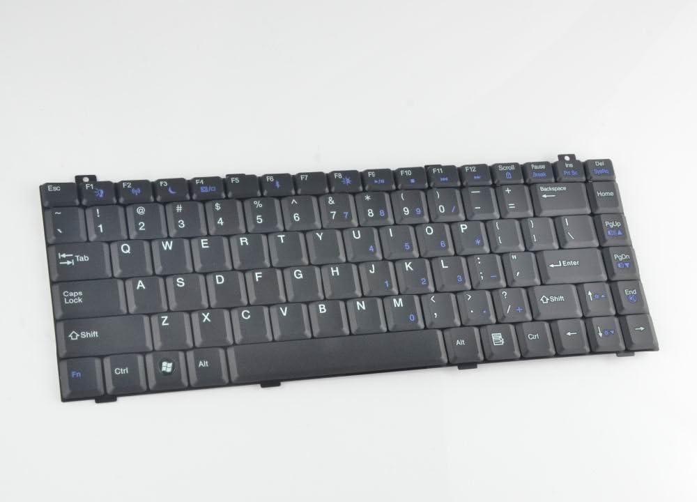 NSK-DKA01 Genuine New Gateway SA6 SA1 Series Laptop US Keyboard Black
