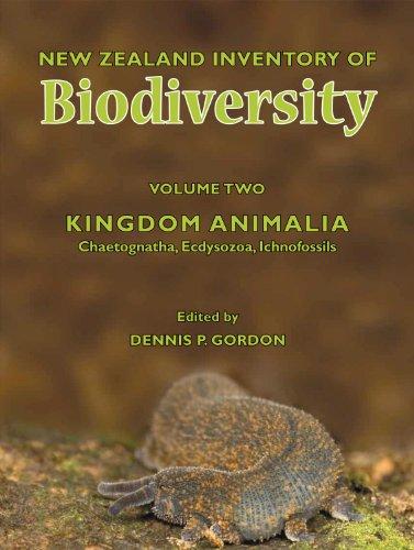 New Zealand Inventory of Biodiversity: Vol. 2: Kingdom Animalia: Chaetognatha, Ecdysozoa, Ichnofossils