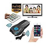 Wifi HDMI AirPlay Display Miracast DLNA Wireless TV Dongle for Samsung Galaxy S5 S4 iPhone 4S 5S 6/ 6 plus iPad iPod touch Android Smartphone Tablet Windows 7/8 Pc