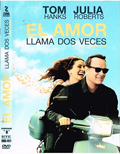 EL AMOR LLAMA DOS VECES [LARRY CROWNE] TOM HANKS,JULIA ROBERTS [NTSC/REGION 1 & 4 DVD. Import-Latin America].