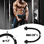 SEAAN-Pulley-Weights-System-Arm-Strength-Training-DIY-Pulley-System-Home-Pull-Down-Wrist-Biceps-Triceps-Strength-Roller-Trainer