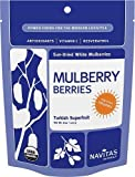 Navitas Naturals Mulberries 8 oz ( 12-Pack)