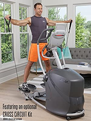 Octane Fitness Elliptical Trainer with Standard Console