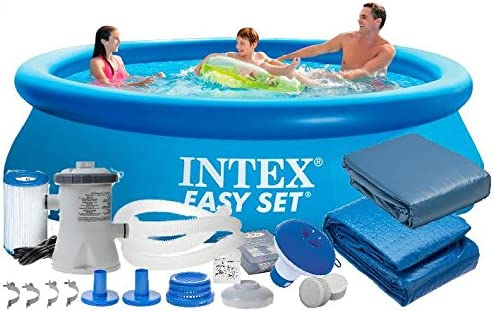 Intex 28122 9 en 1 305 x 76 3853l Pool – Juego Easy – Set de ...