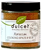 DULCET Moroccan Sweet and Savory Cooking Spices & Spice Rub