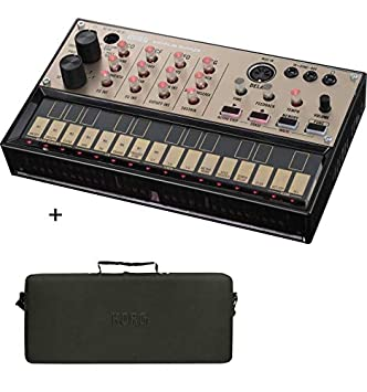 Pack Korg Volca Keys - synthetiseurs analógica + funda: Amazon.es: Instrumentos musicales