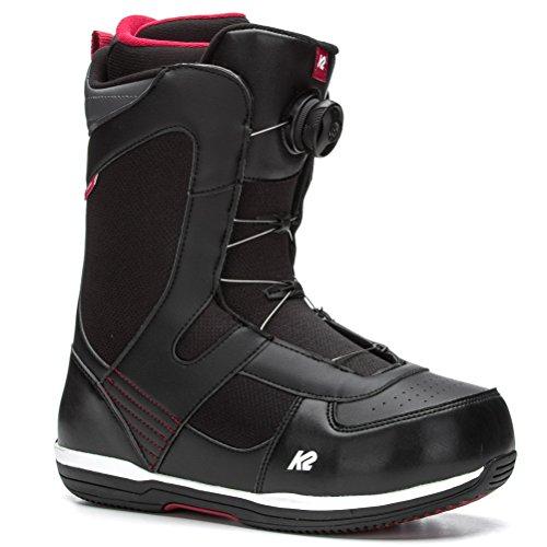 ots 2018 - 10.0/Black (K2 Boa Boots)
