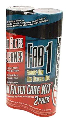 Maxima Racing Oils 70-799202 Air Filter Maintenance Kit Case, 1 Pack
