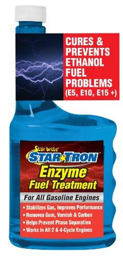 Star Brite Tron Enzyme Fuel Treatment Gas Additive