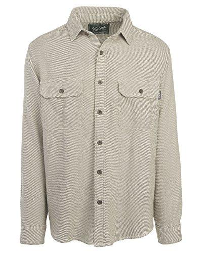 woolrich-mens-oxbow-bend-flannel-shirt-gray-alaskan-medium