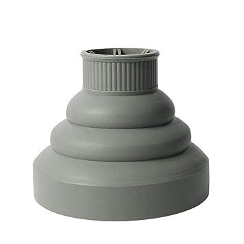 Xingxiu Difusor de secador de Pelo, Herramienta Plegable del Pelo del difusor del Ventilador del secador de Pelo Plegable para Cabello Rizado o Ondulado ...