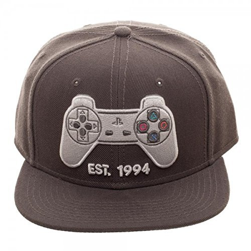 Sony Playstation Controller Snapback Baseball Hat