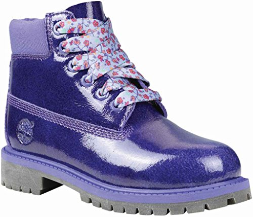 WP Shine Purple Timberland 6 TB03391A524 Youth's in Premium Purple Shine Boot zPzXxq