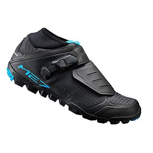 Shimano SH-ME7 Cycling Shoe - Men's Black, 46.0 by Shimano