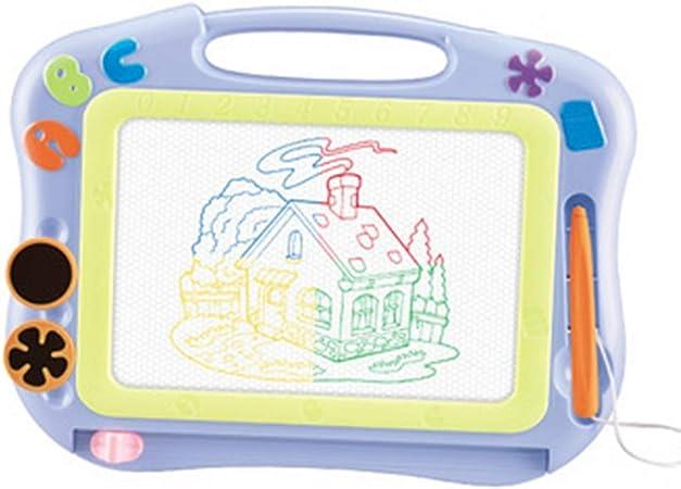 OUY Juguetes de Juegos de Mesa de Dibujo Tamaño de Dibujo Mesa de Dibujo de Viajes Junta Tablas pequeño boceto Pista de Escritura de Juguetes de Aprendizaje Bloc de Notas de educación: