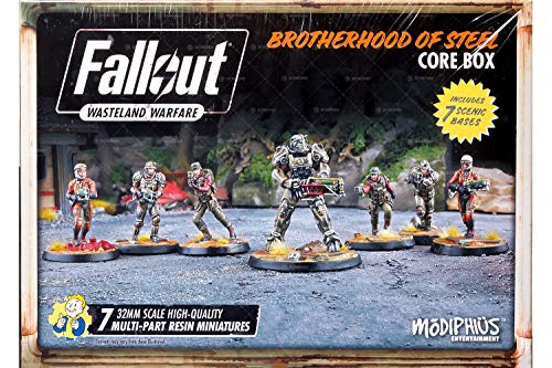 Fallout: Wasteland Warfare Brotherhood of Steel Core