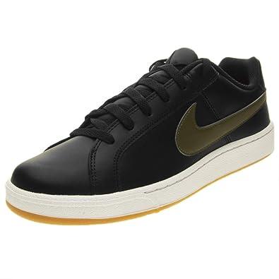 huge selection of 8594b 60ec9 Nike Court Royale, Chaussures de Fitness Homme, Multicolore (Black Olive  Canvas