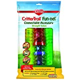 super pet crittertrail one - Kaytee CritterTrail Fun-nels Tubes Accessories Value Pack