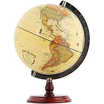 Exerz Antique Globe 10
